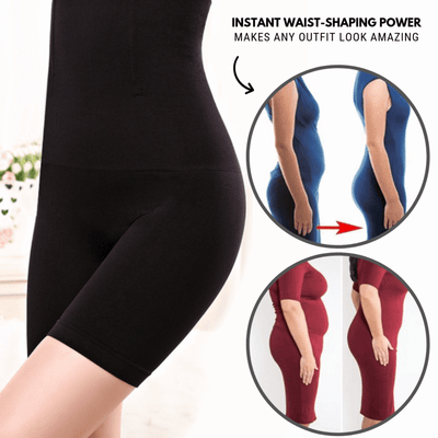 High Waist Seamless Firm Control Shaper