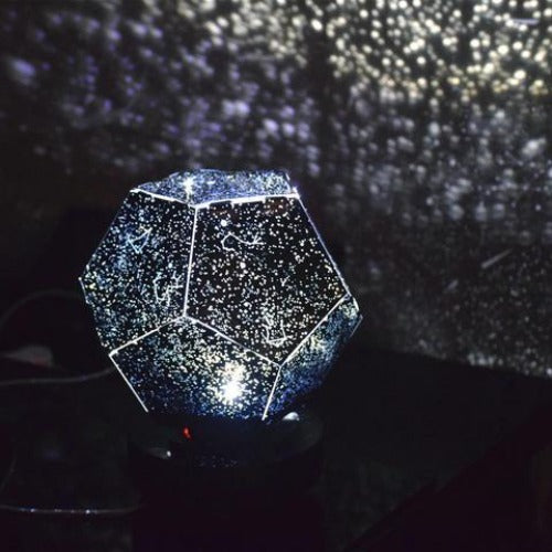 Star Night Light Projector