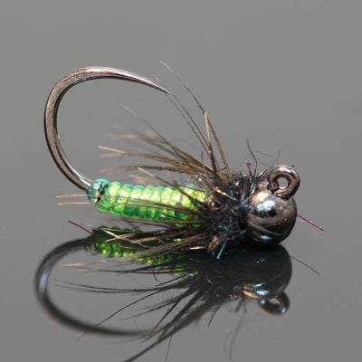 Little Neon Caddis Nymph