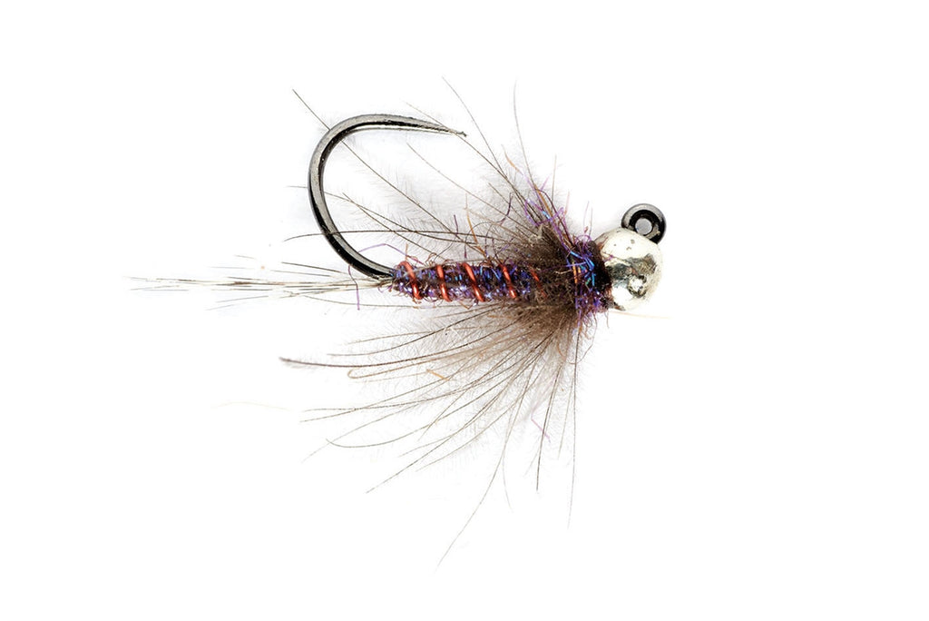Maggot selection 8 Flies for trout fishing #120 Fly Fishing Flies INCHWORM