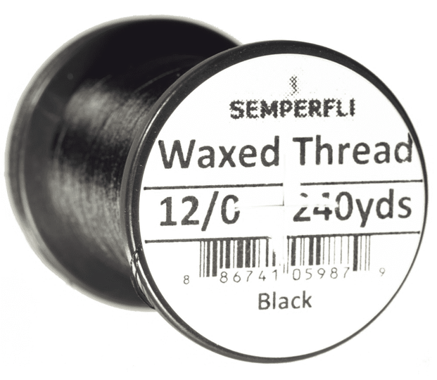 Semperfli Classic Waxed Thread - 12/0