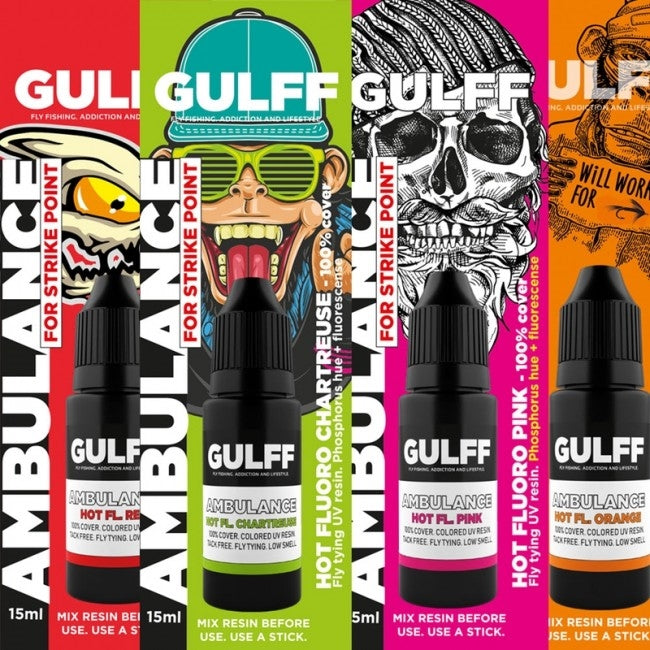 Gulff Ambulance Resin 15 ml