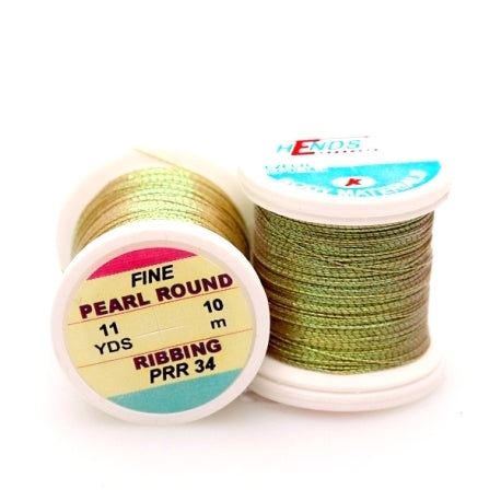 Hend's Pearl Round Ribbing