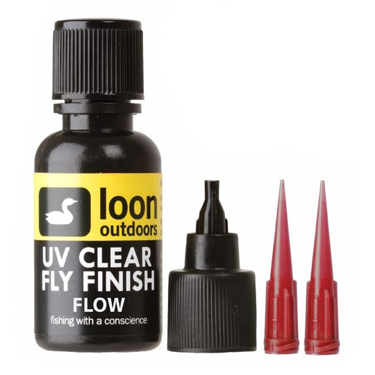 Loon UV Clear Fly Finish - Flow