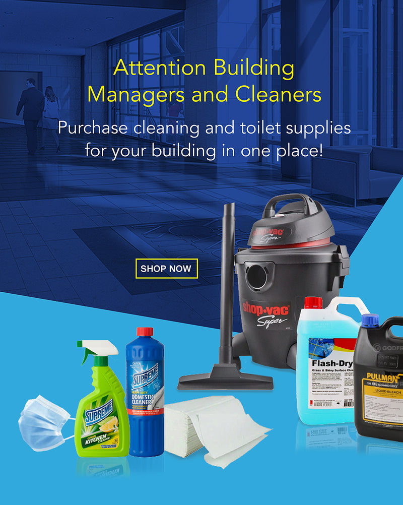 Strata Shop Online | Specialist hygiene, signs and cleaning products