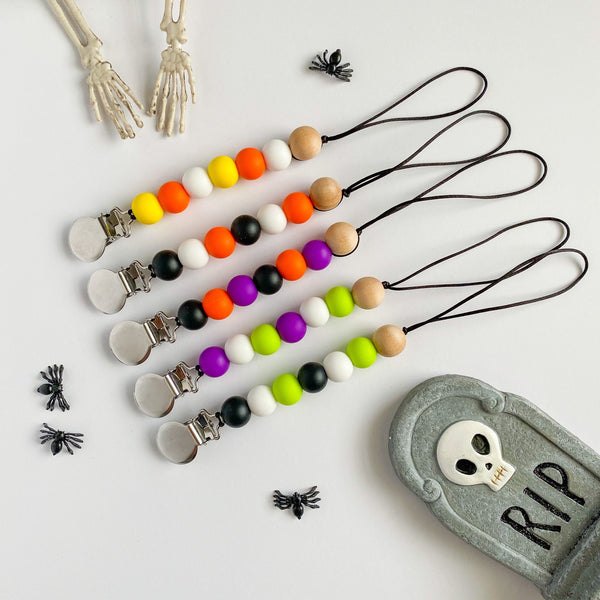 Halloween Limited Edition Pacifier Clip