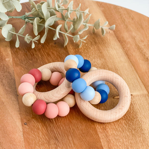 Ombré Mercer Teether