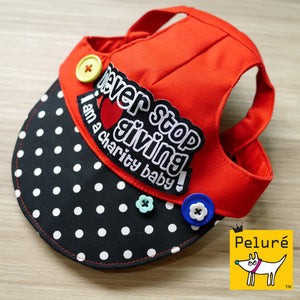 Walking Cap For Him - Charity Baby - The Pet's Couture