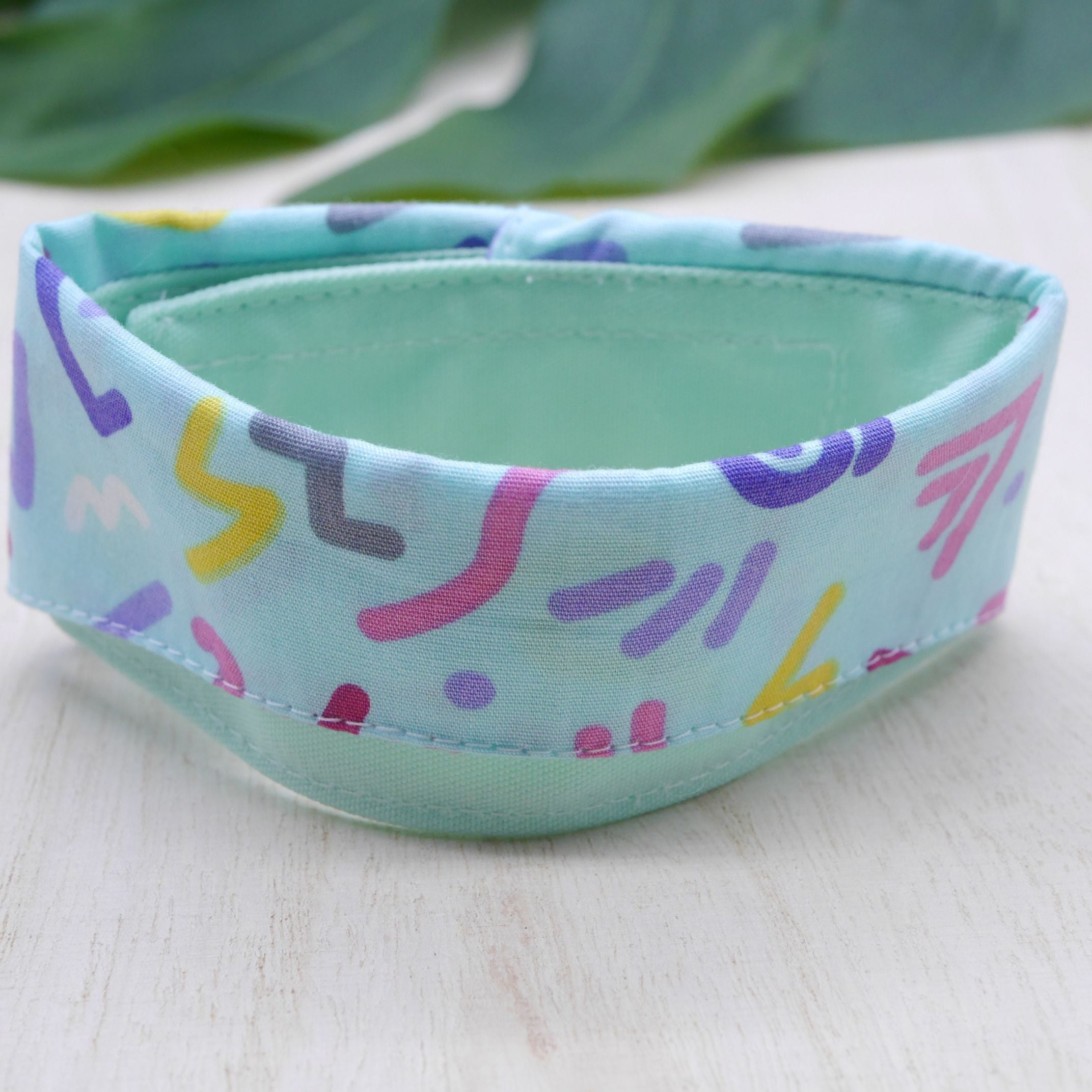 Dapper Collar - Pastel Blue - The Pet's Couture