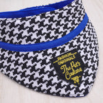 Bandanas - Classic Houndstooth - The Pet's Couture