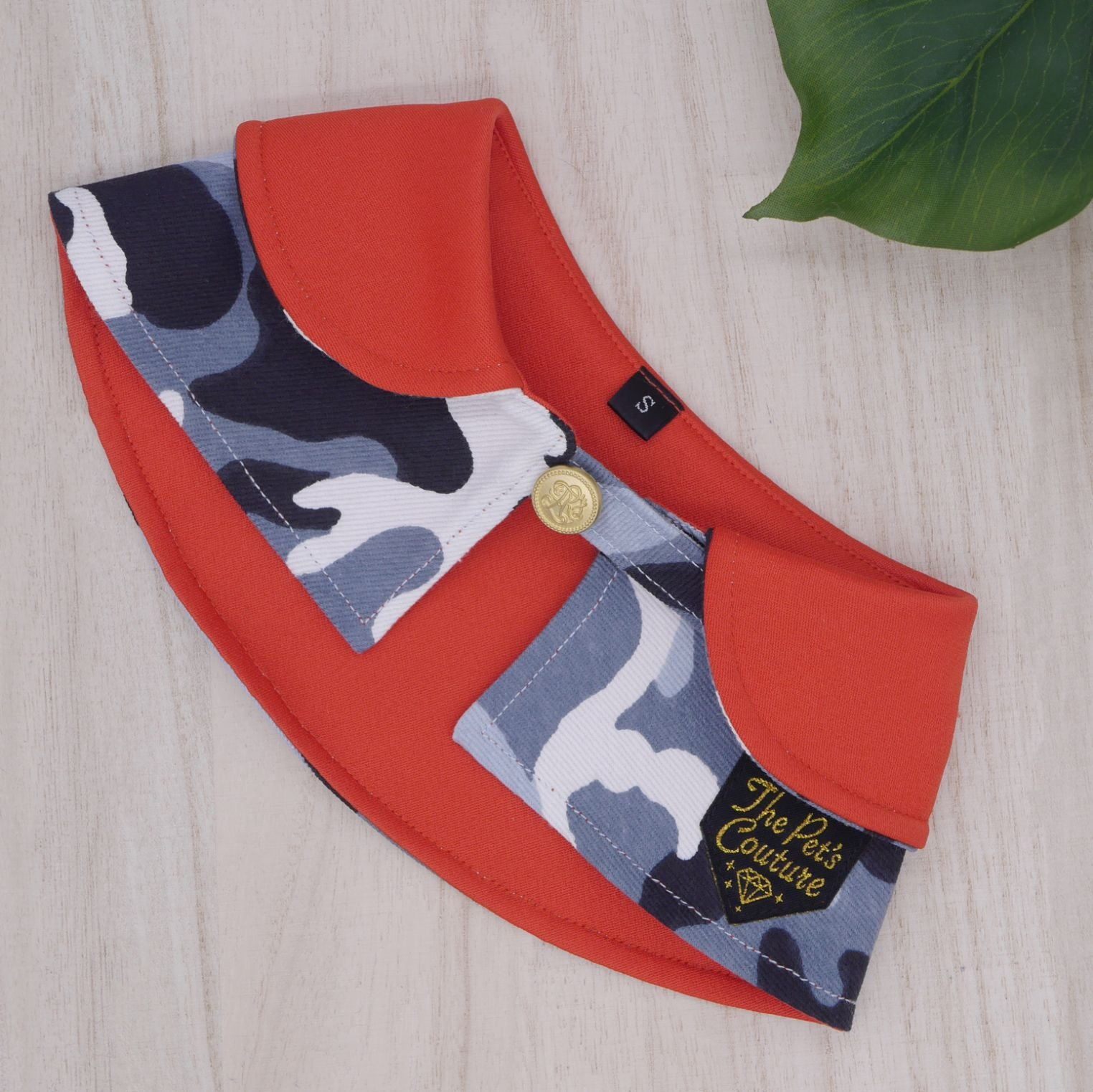 Capes - Urban Ranger (Army Camo) - The Pet's Couture