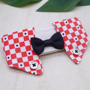 Dapper Collar - Racerkid - The Pet's Couture