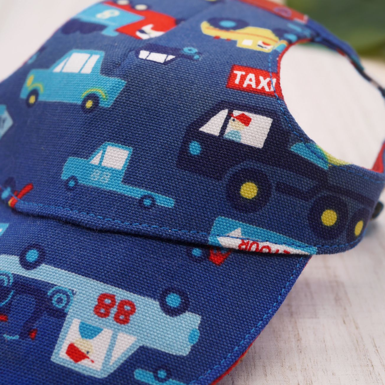 Walking Caps For Him - Mr Taxi - The Pet's Couture