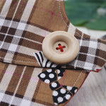 Walking Caps For Him - British Style Plaids - The Pet's Couture