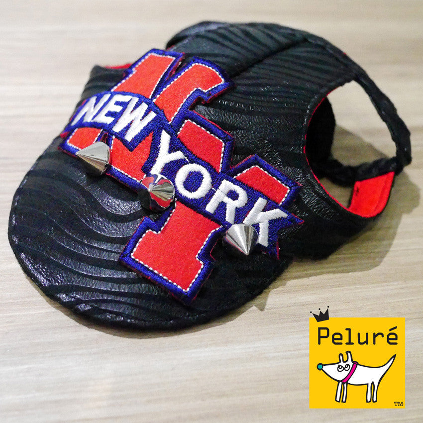 Walking Cap for Him - New York - The Pet's Couture