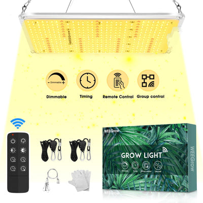 WEEGROW grow light Q-1000