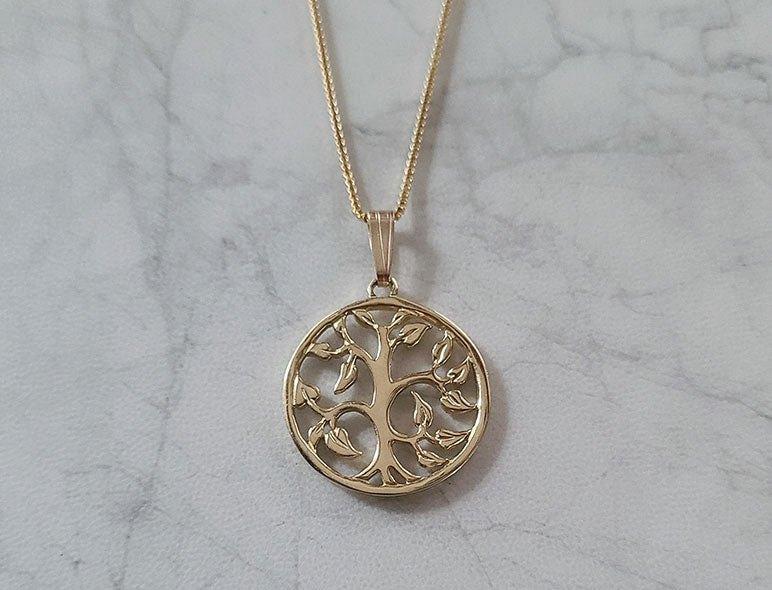 Tree of Life Pendant Two