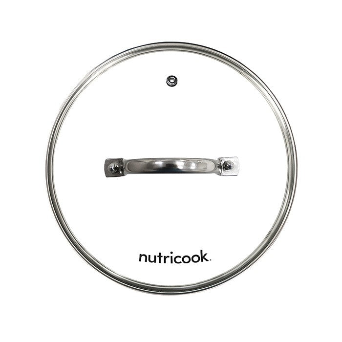 Nutricook Tempered Glass Lid.
