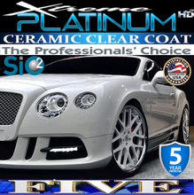 Load image into Gallery viewer, Xtreme PLATINUM 'FIVE' Ceramic Clear Coat 38oz/1124ml