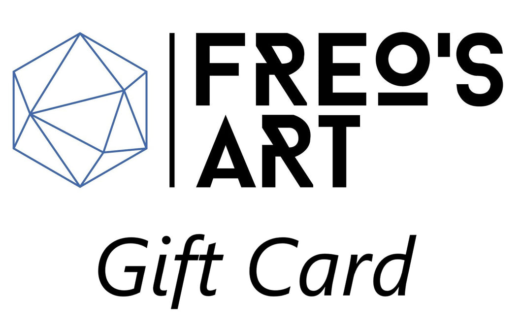 Freo's Art Gift Card