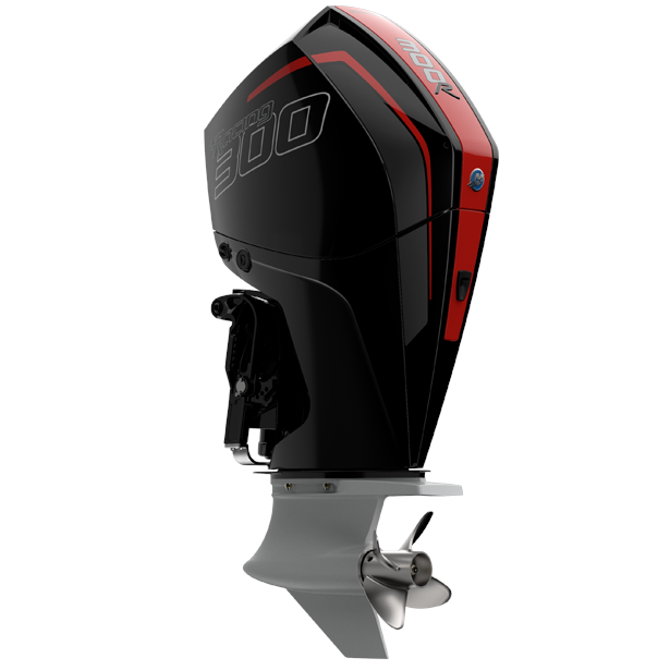 300R Racing Outboard