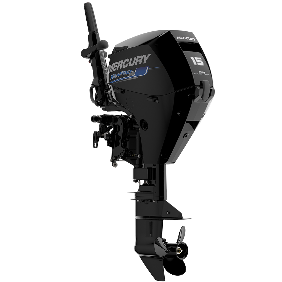 SeaPro 15 Mercury Outboard