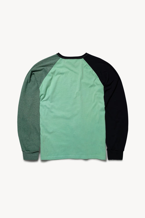 OD Colourblock Ambient Raglan