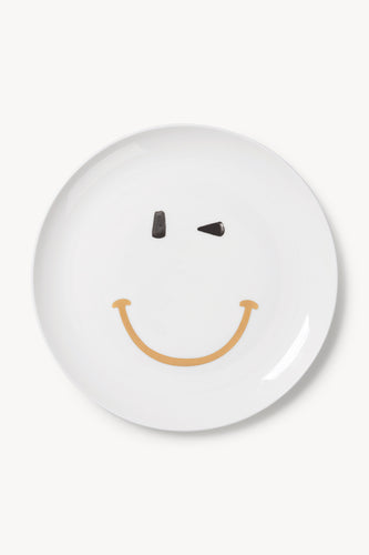 Smiley Plate Large