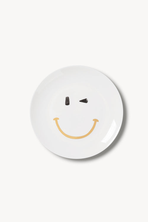 Smiley Plate Small