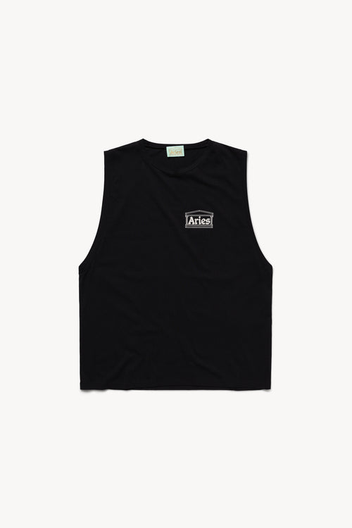 Low Armhole Muscle Tee