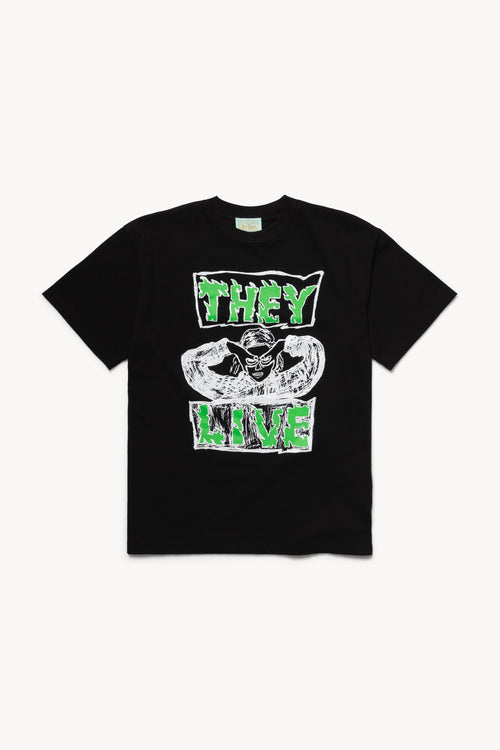 They Live SS Tee