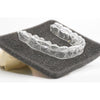 Essix Retainer with Model (Mandible)