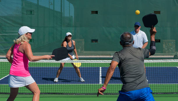 Pickleball is Really Popular: Why Pickleball has such broad appeal?