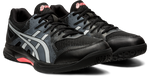 ASICS Gel Rocket 9 Court Shoes (Mens) - Black / Red