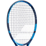Blue Black Racquet Face