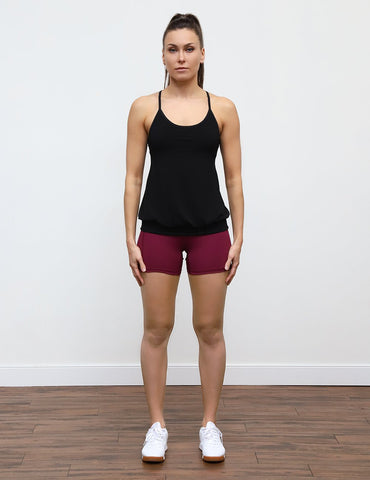 TONIC Seagrass Tank (Women's) - Black