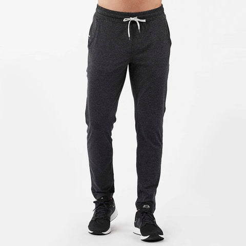 VUORI Ponto Performance Pants- Charcoal Heather