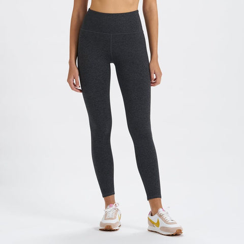 VUORI Clean Elevation Leggings- Charcoal