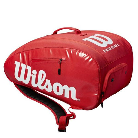 WILSON Super Tour Pickleball Paddlepak Bag