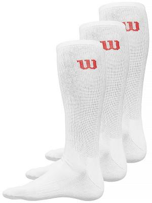 WILSON Men's Crew Tennis Socks