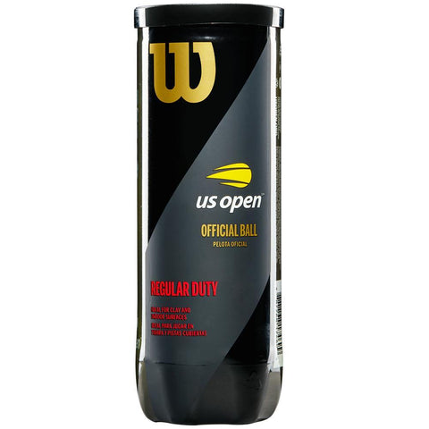 WILSON US Open Tennis Balls- Regular Duty