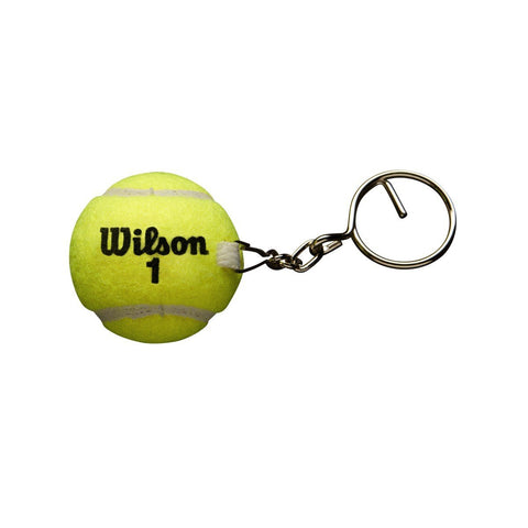 WILSON Tennis Ball Key Chain