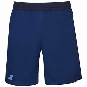 BABOLAT Play Shorts (Boys)- Estate Blue