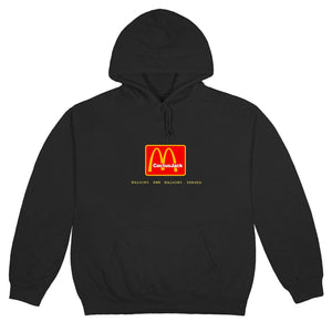 Travis Scott x McDonald's Billions Served Hoodie