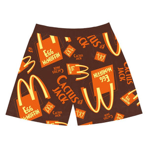 Travis Scott x McDonald's Cactus Jack Breakfast Boxers