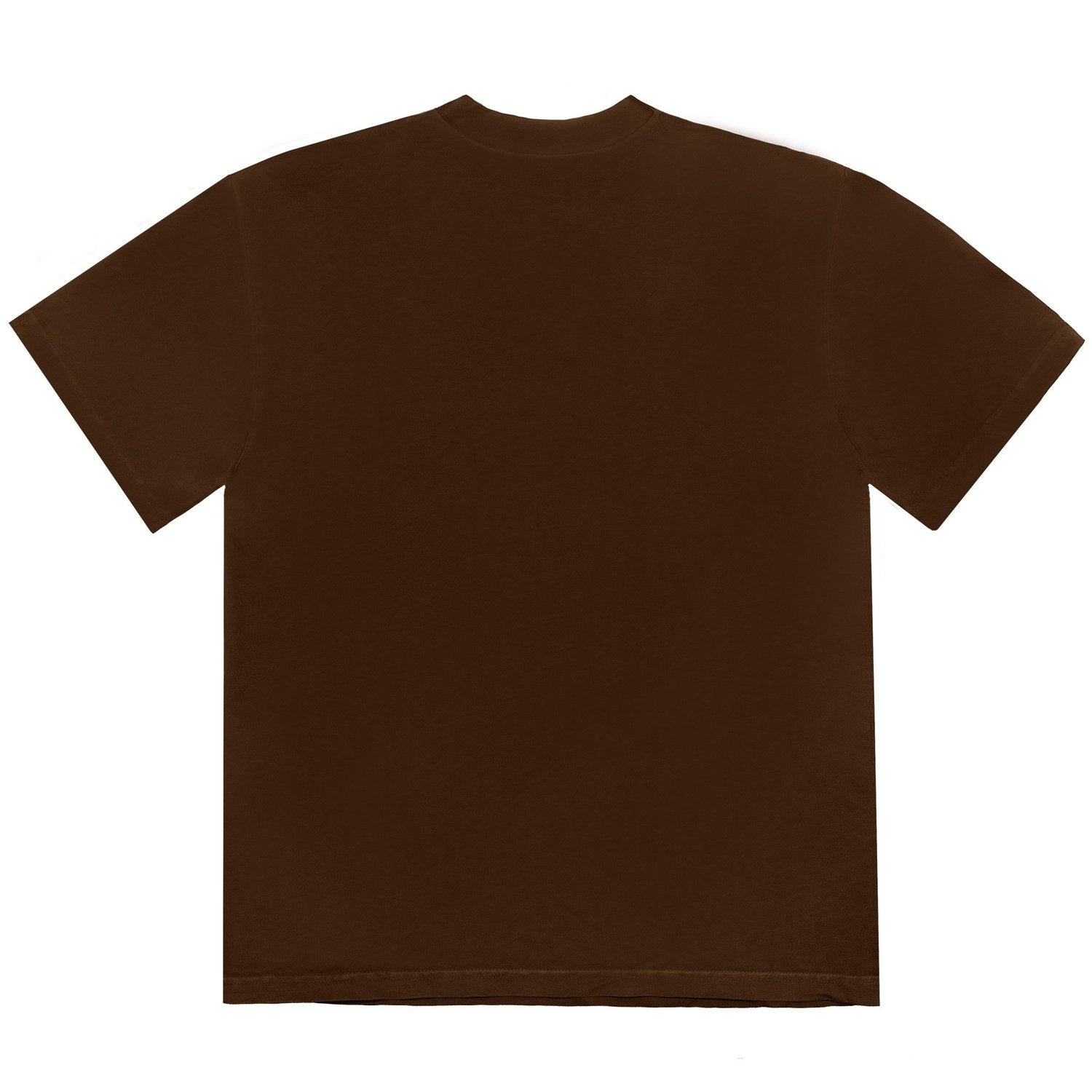 Travis Scott McDonald's McNugget Squad Brown T-Shirt