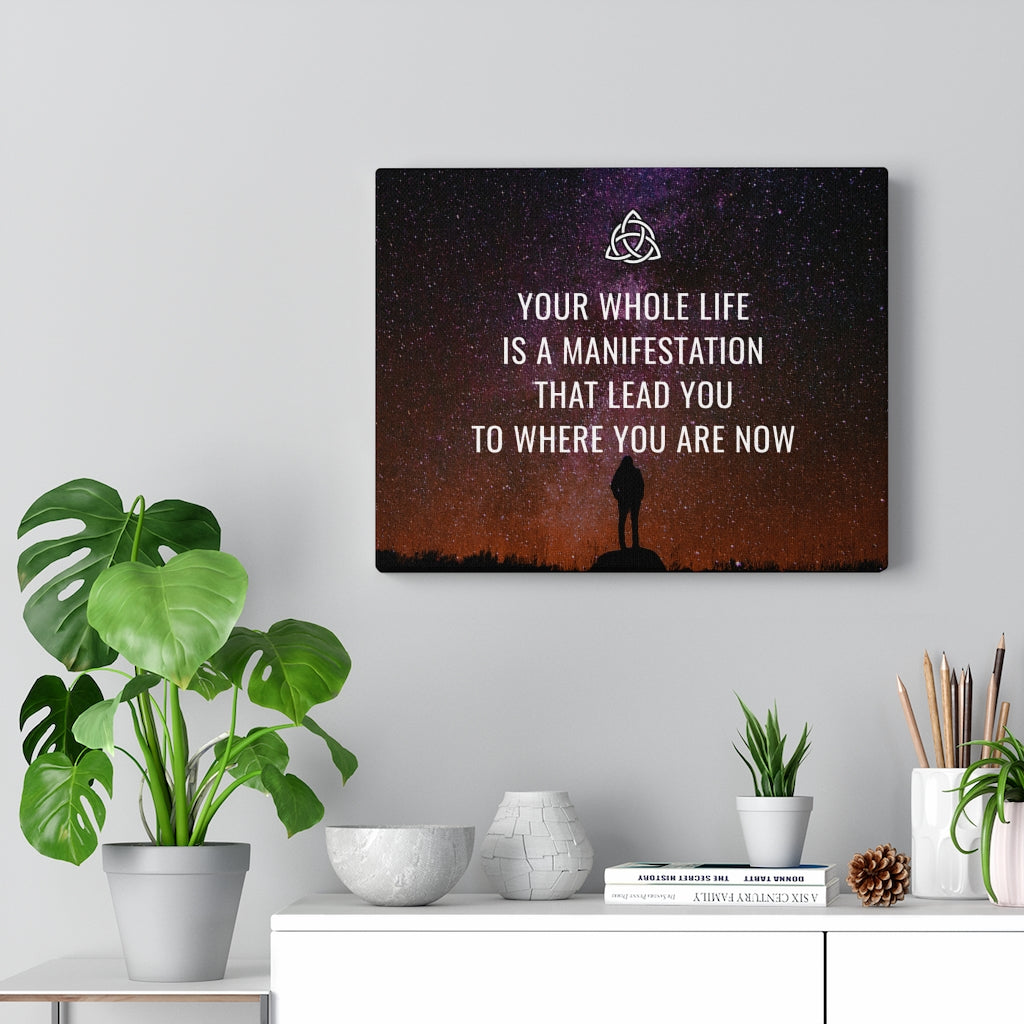 Your Whole Life Is A Manifestation