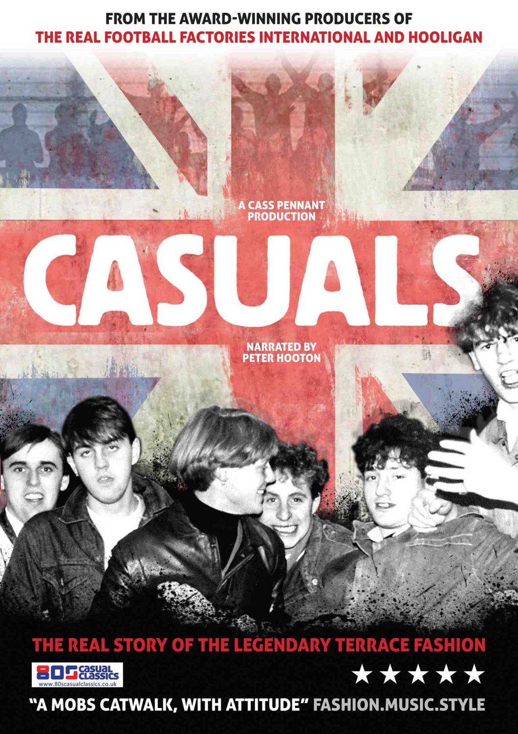 Casuals - DVD