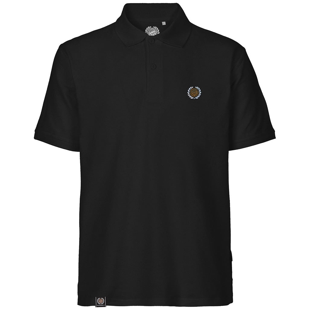 Small Logo Polo - black
