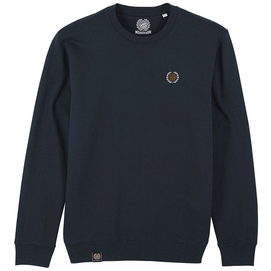 Small Logo Sweatshirt - navy